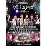 DVD + Cd Villa Mix - 2ª Edição - ao Vivo em Goiânia