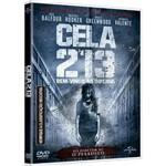 Dvd - Cela 213: Bem-Vindo ao Inferno