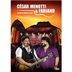 DVD César Menotti & Fabiano - ao Vivo no Morro da Urca