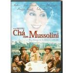 DVD - Chá com Mussolini