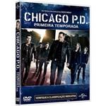 DVD - Chicago PD - Primeira Temporada (4 Discos)