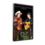 DVD Chitãozinho & Xororó - Grandes Clássicos Sertanejos Acústico