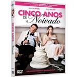 DVD - Cinco Anos de Noivado