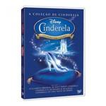 DVD Cinderela I, Ii, Iii a Coleção (3 Filmes)