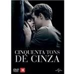 DVD Cinquenta Tons de Cinza