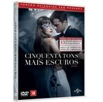 DVD Cinquenta Tons Mais Escuros