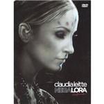 Dvd Claudia Leite - Negalora