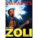 DVD Claudio Zoli - Diamantes: ao Vivo