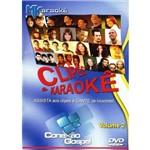 Dvd Clipes e Karaokê - Conexão Gospel - Volume 2