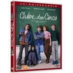 DVD - Clube dos Cinco - Edição 30º Aniversário