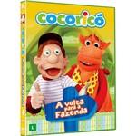 DVD - Cocoricó - a Volta para a Fazenda
