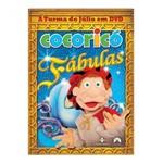 DVD - Cocoricó: Fábulas - 2 Discos