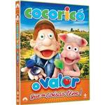 DVD Cocoricó - o Valor que as Coisas Têm