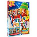 DVD - Coleção Brincando com Patati Patatá - Vol. 2 (3 Discos)