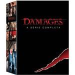 DVD - Coleção Damages: 1ª a 5ª Temporada