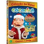 DVD Coleção de Natal - Cocoricó (2 Discos)