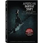 DVD - Coleção Dvd American Horror Story - uma História de Horror Americana 1ª e 2ª Temporada (8 Discos)