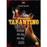 DVD - Coleção Especial Quentin Tarantino (4 Discos)
