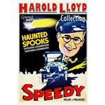 DVD Coleção Harold Lloyd: Veloz + Fantasmas Assombrados