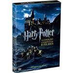 DVD Coleção Harry Potter 1-7B (8 Discos)