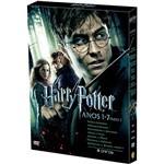 DVD Coleção Harry Potter - Edição de 1 a 7 (8 DVDs)