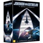 DVD - Coleção Jornada Nas Estrelas - a Série Clássica Completa (23 Discos)