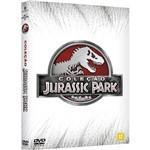 DVD - Coleção Jurassic Park (4 Discos)