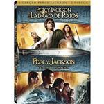 DVD - Coleção Percy Jackson e o Ladrão de Raios + Percy Jackson e o Mar de Monstros (Duplo)