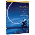 DVD Coleção Peter Pan: Peter Pan + Peter Pan em de Volta à Terra do Nunca (2 Discos)