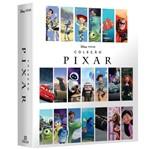 Dvd Coleção Pixar 2018 (20 Dvds)