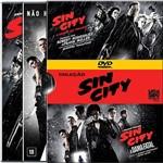 DVD - Coleção Sin City Vol. 1 e 2