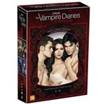 DVD Coleção The Vampire Diaries - Temporadas Completas 1-4 (20 DVDs)