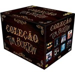 DVD - Coleção Tim Burton