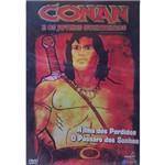DVD - Conan e os Jovens Guerreiros