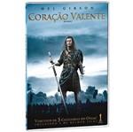 DVD - Coração Valente (Simples)