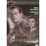 DVD Correspondente Estrangeiro