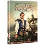 DVD Corsário Sem Pátria