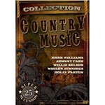 Dvd Country Music - Collection