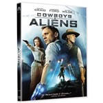 DVD Cowboys e Aliens