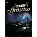 DVD - CPM 22 - Acústico