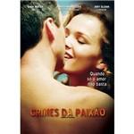 DVD Crimes da Paixão