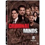 DVD Criminal Minds 8ª Temporada (5 Discos)