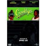 DVD Crooklin - uma Família de Pernas Pro Ar