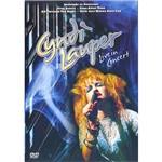 DVD - Cyndy Lauper - Live In Concert