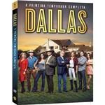 DVD - Dallas: a Primeira Temporada Completa (3 DVD's)