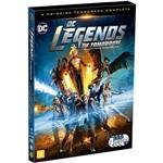 DVD DC Legends Of Tomorrow 1ª Temporada Completa (4 Discos)