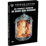DVD de Olhos Bem Fechados