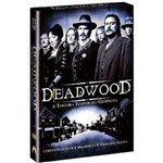 DVD - Deadwood: 3 Temporada - 6 Discos