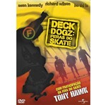 DVD - Deck Dogs - Feras do Skate