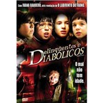 DVD Delinquentes e Diabólicos